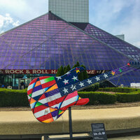 Rock into CLEVELAND