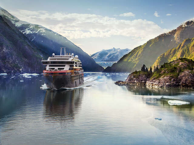 Hurtigruten Elevates the Guest Experience to a New Level – Introducing the Tallest Screen at Sea