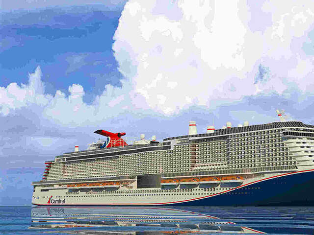 Carnival Cruise Line's Mardi Gras to Offer Unique Array of Exciting Experiences