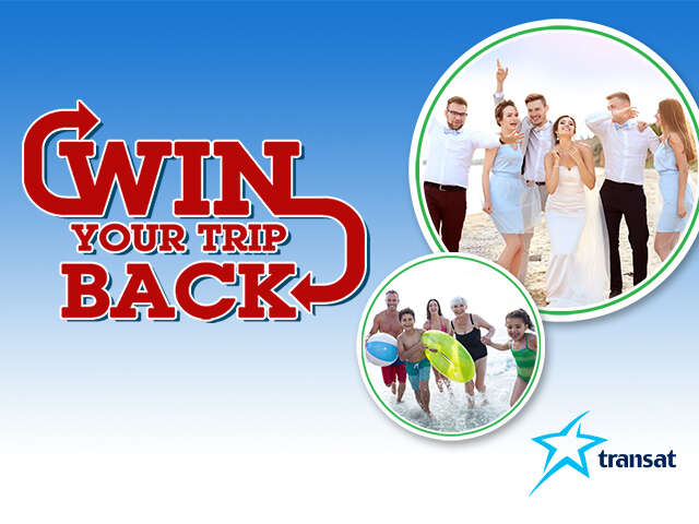 Travel with a Group & Win Your Trip Back