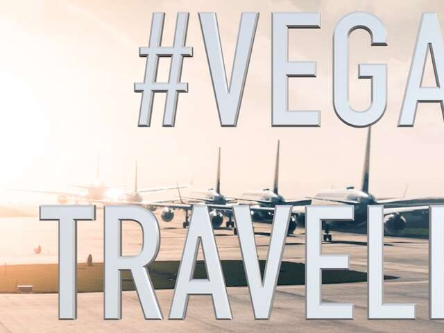 Easy Vegan Hack 31 - #VeganTravelPro