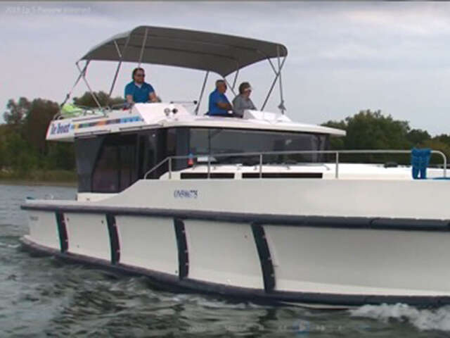 Watch Le Boat on PowerBoat Television on this February