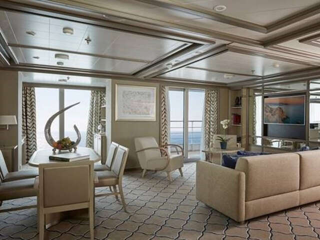 Silversea Enriches In-Suite Experience with Enhanced Entertainment Options