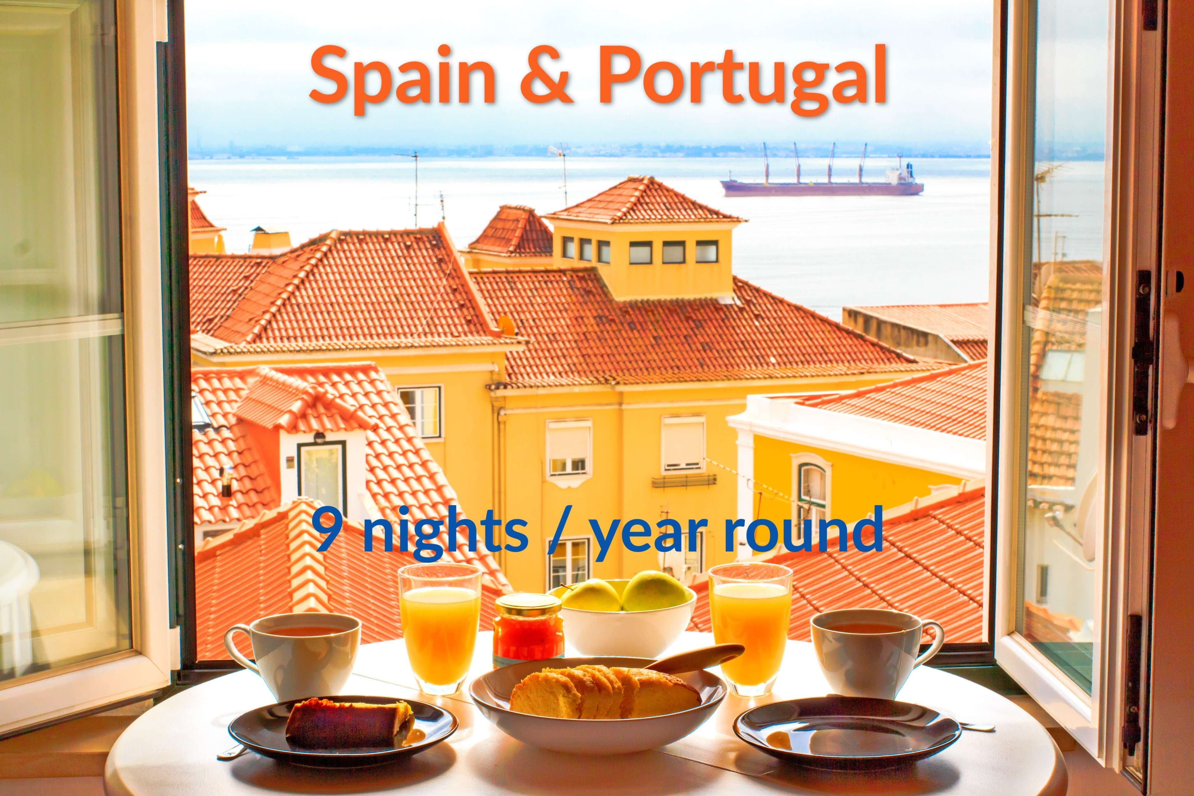 Spain & Portugal Honeymoon Package