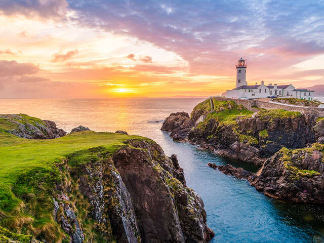 Brendan Vacations - Save $200 per couple on Ireland & Scotland bookings!