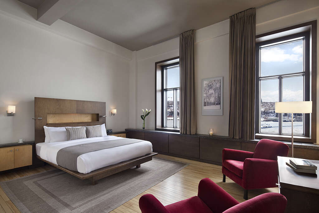 Hotel 71 Québec City: A Boutique Beauty in a UNESCO World Heritage City