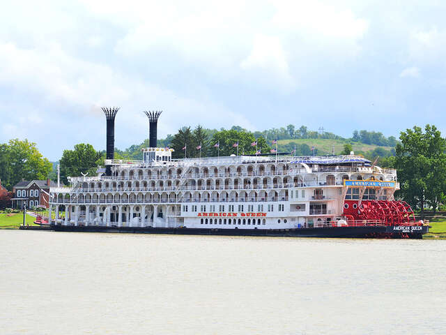 Special Themed Voyage - The Mighty Mississippi
