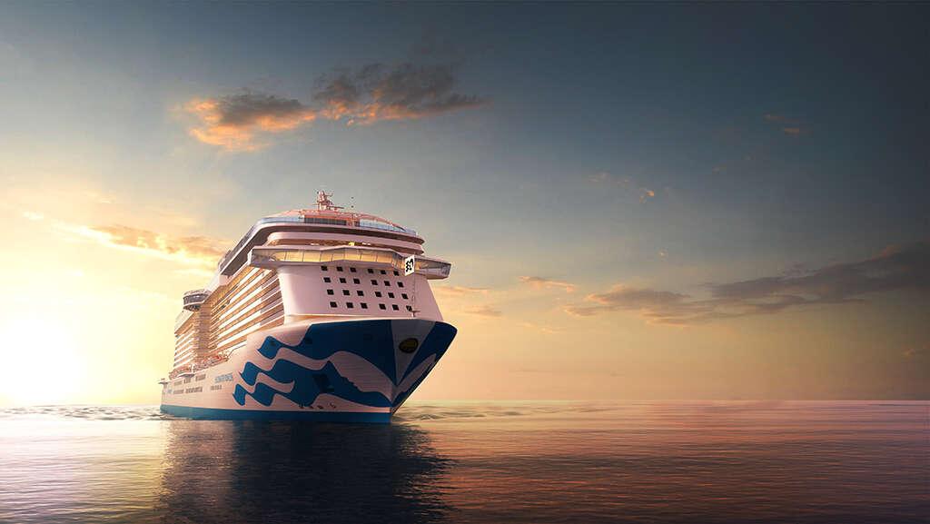 Making Waves: Princess Cruises has Three New Ships Coming