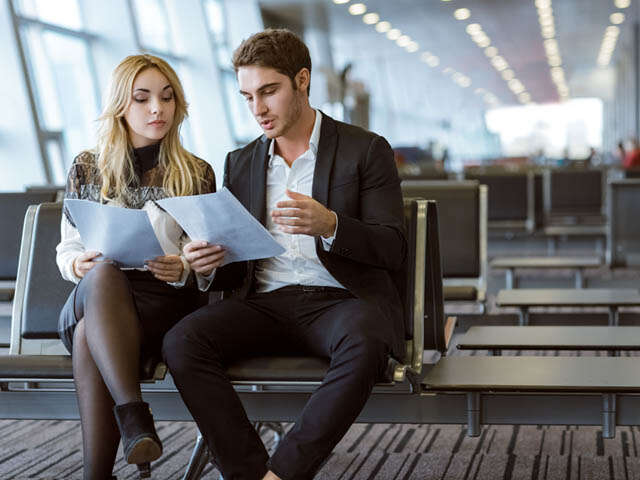 Tips for Traveling with Your Boss