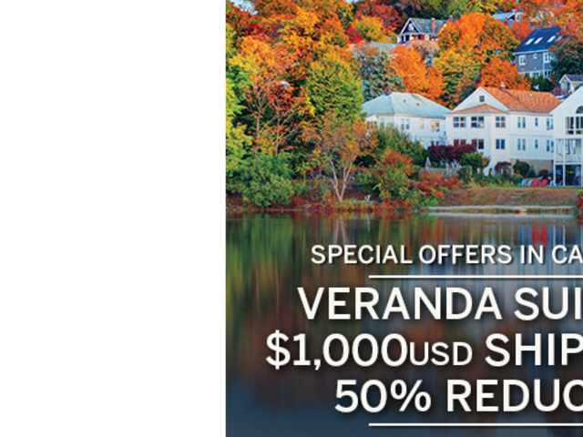 Seabourn Cruise Special Offers