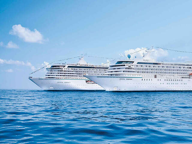 Crystal Unveils 30th Anniversary Collection of Voyages to Mark 30 Years of Luxury Cruising in 2020