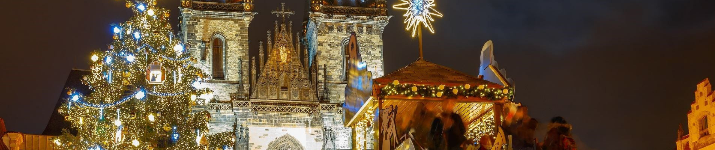 Plan A Vacation EXCLUSIVE Rates!  Magical Christmas Markets AmaWaterways