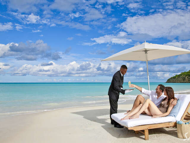 Discover Luxury Included® Vacations at Sandals® Resorts