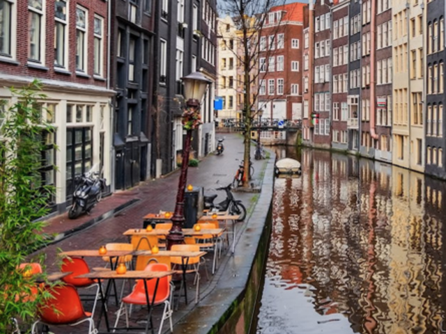 if you are visiting Amsterdam: