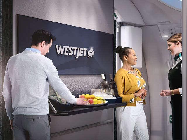 WestJet - Buy Business, get Gold