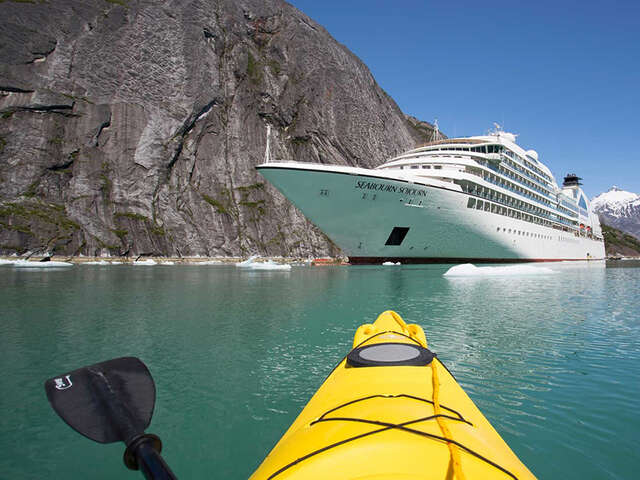 Seabourn Announces CDN Dollars at Par Fares On Select Alaska Voyages