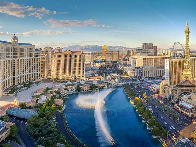 10 Unique Experiences in Las Vegas