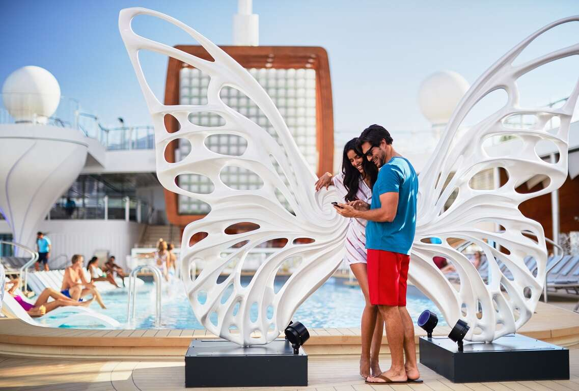 Celebrity Cruises  - Receive up to $75 Onboard Credit!