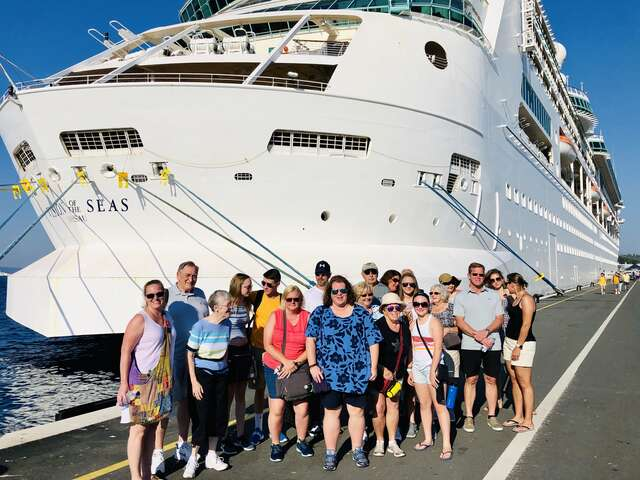 Multigenerational Cruise to the Mediterranean