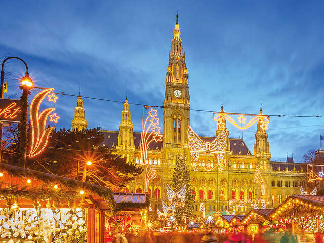 Enchanting Christmas Markets Along the Rhine and the Danube