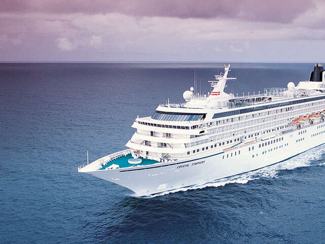 Crystal Cruises to Explore 219 Destinations in 83 Countries in 2022