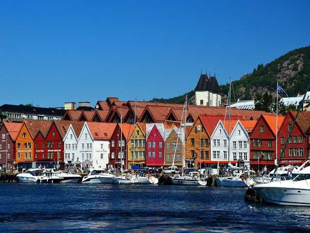 Scandinavia with SITA World Tours