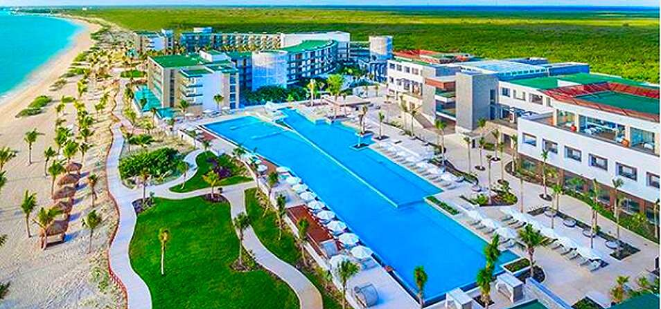 The Haven Riviera Cancun Mexico Caribbean Luxury Adult Only Resort Winter Spring 2020 Offer