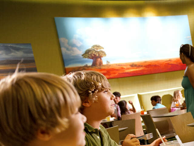 Walt Disney World FREE Dine offer