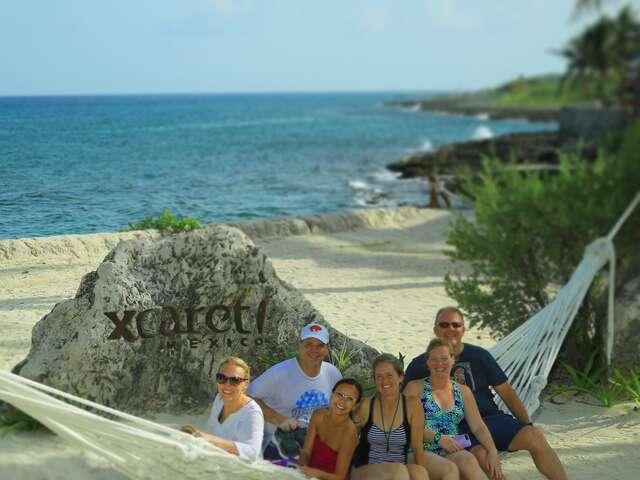 Hotel Xcaret Group Spectacular Presentation