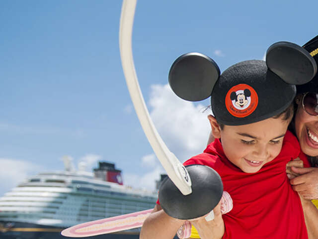 Disney Cruise Line Canadian Resident Offer