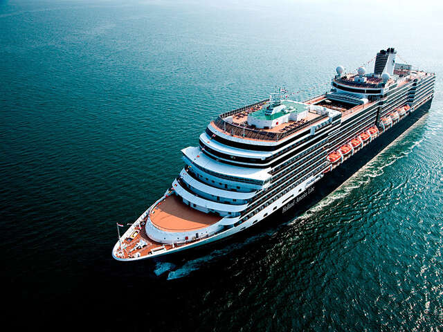 Holland America Line's 2021 Grand World Voyage Makes 49 Calls at More Than 20 Countries