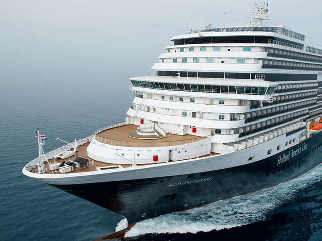 Holland America Line Celebrates 2020 with More Cruise Options in Alaska