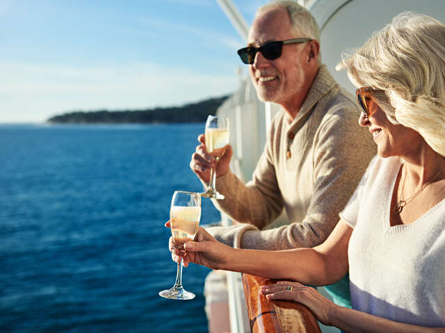 Princess Cruise Line - 50% OFF SECOND GUEST & FARES FROM $69*