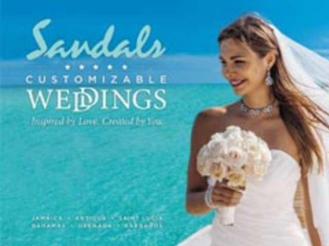 Sandals Digital Wedding Planning Tool
