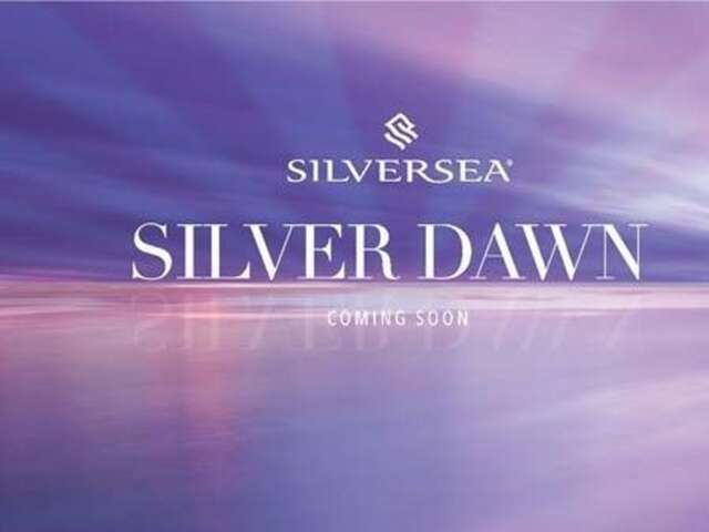 Silversea Cruises Unveils Inaugural Voyages for Silver Dawn