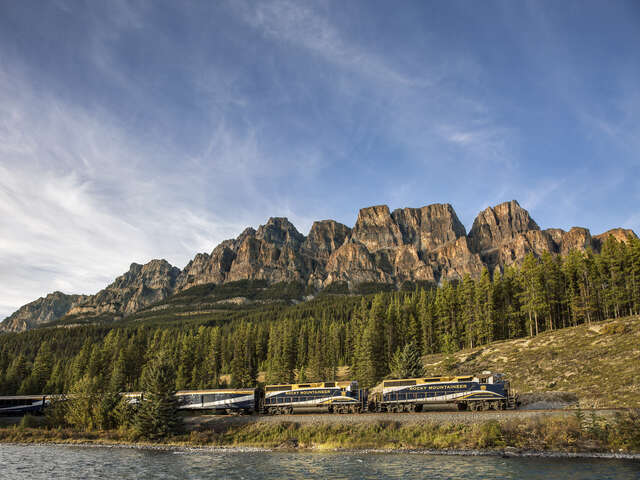 Rocky Mountaineer - Get 3 Free Perks
