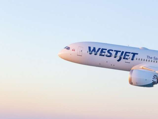 Fly to London Gatwick with WestJet