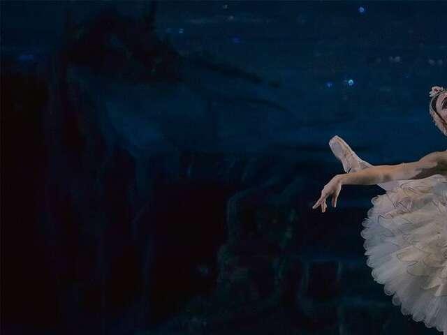 American Ballet Theatre on Celebrity