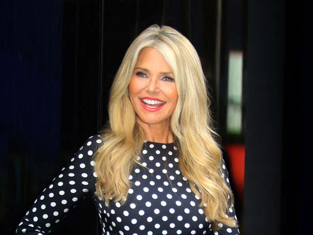 Regent Seven Seas Cruises Announces Christie Brinkley will Serve as Godmother to Seven Seas Splendor