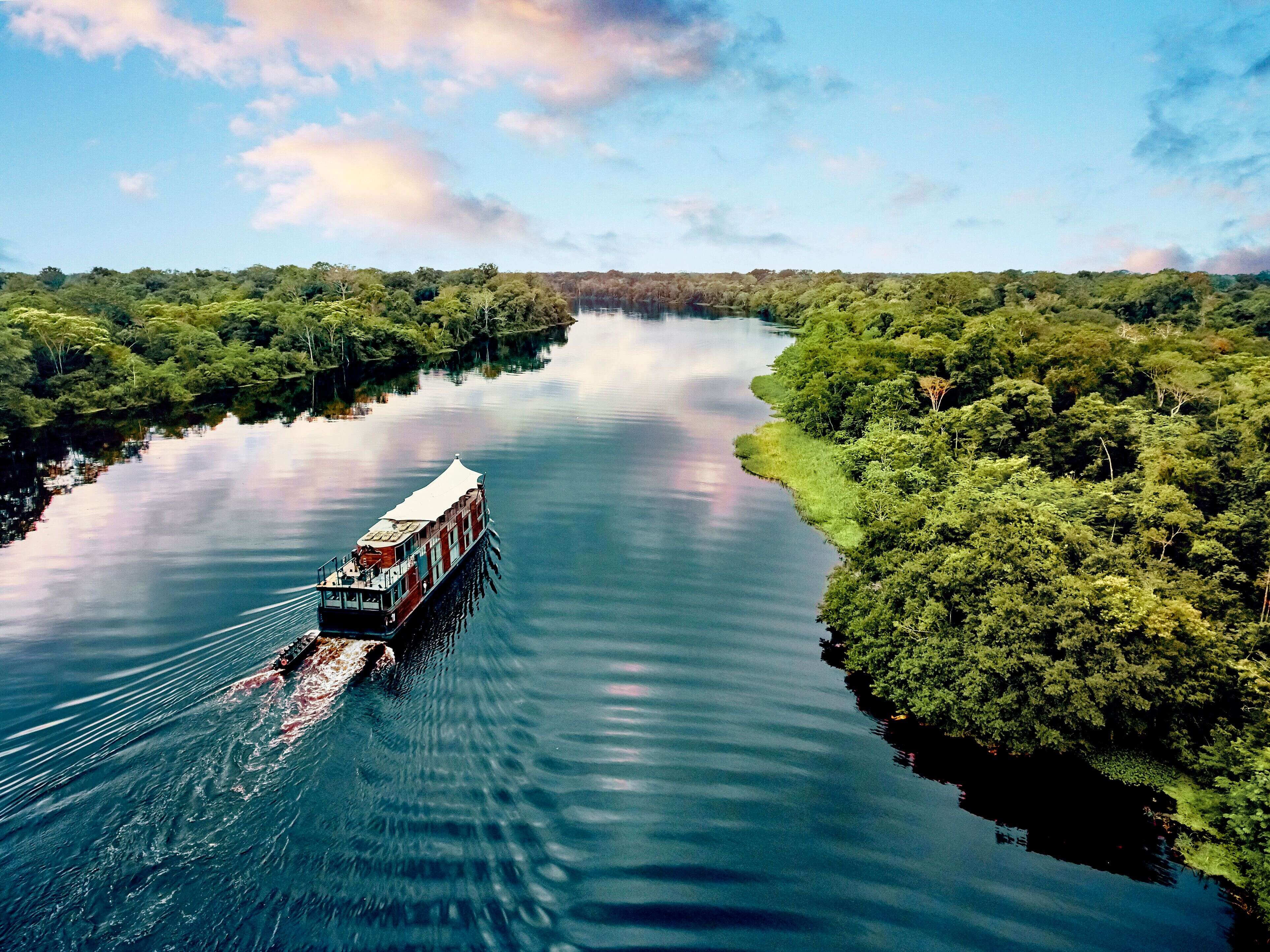 A FIRST FOR UNIWORLD: FLEET EXPANDS TO SOUTH AMERICA FOR 2020