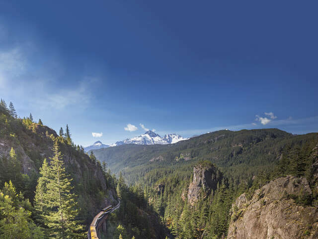30th Anniversary Sale with Rocky Mountaineer