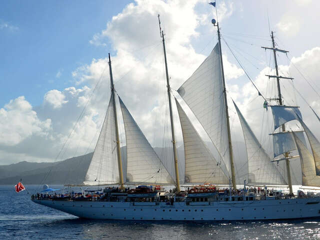 Save 65% Off Regular Rates with Star Clippers
