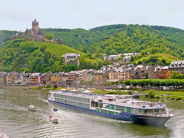 Avalon Waterways Featuring Savings on European River Cruises