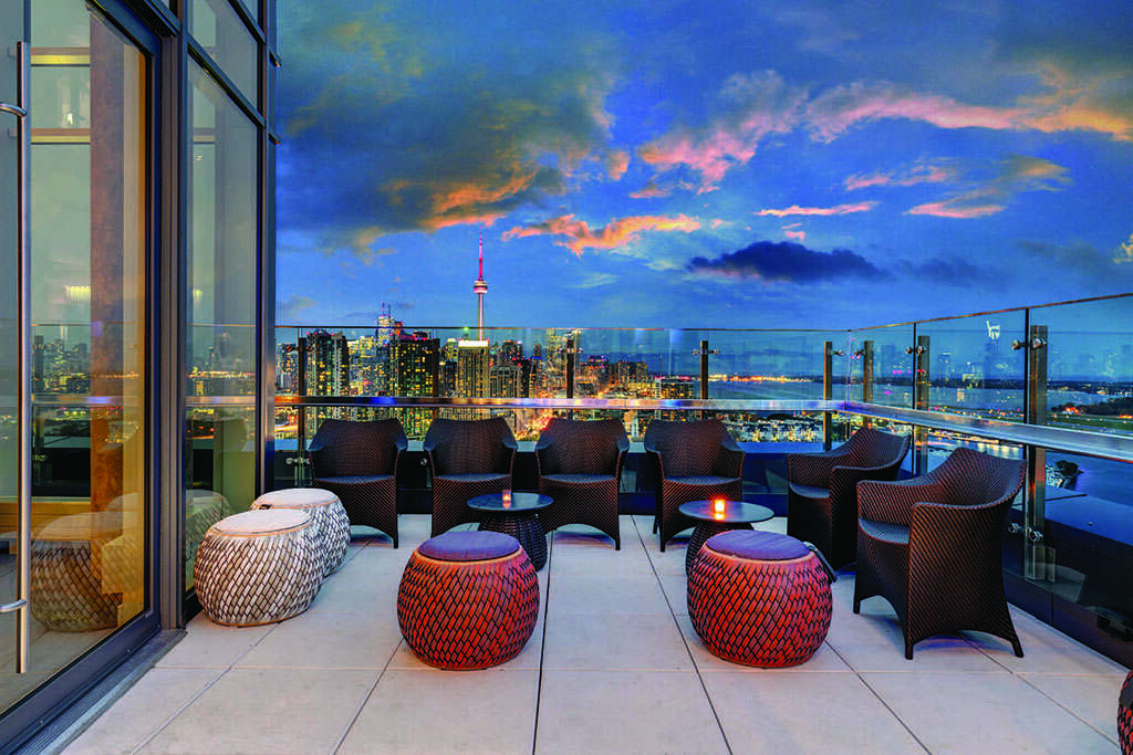 Staying Places: Hotel X – A Modern, Urban Resort Hotel in Toronto