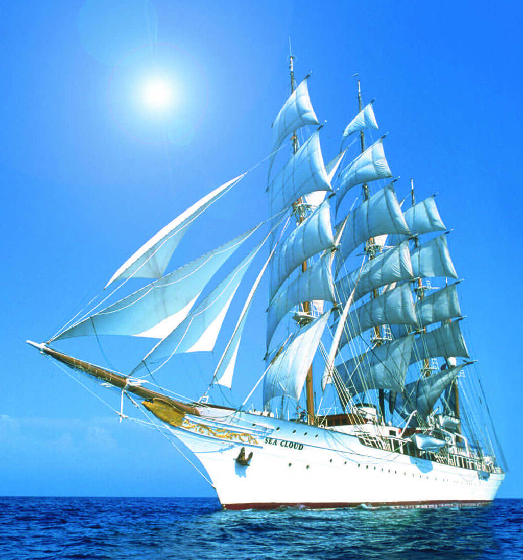 Cruising with History on Sea Cloud