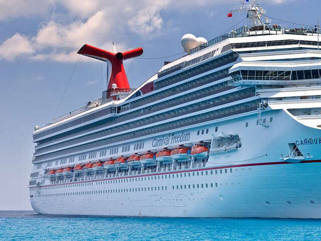 Carnival Corporation Makes Ships Available for Use as Temporary Hospitals
