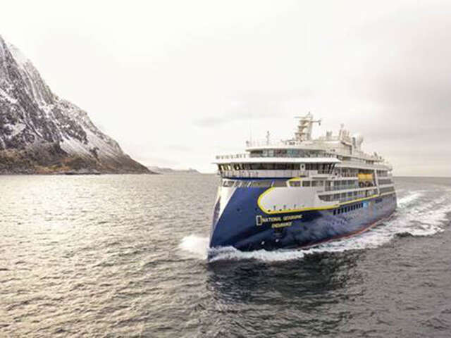 Take a Sneak Peek at Lindblad Expeditions' First Polar Build: National Geographic Endurance