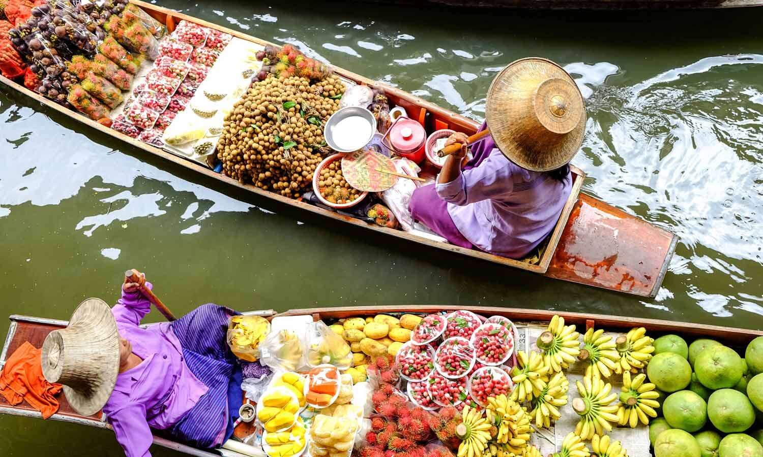 Up for a Virtual Trip to Thailand?