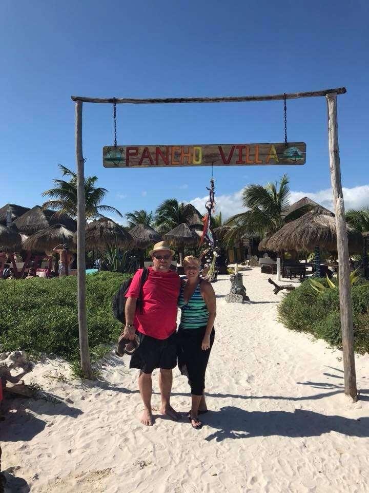 Anniversary at El Dorado Sensimar Seaside Suites, Playa del Carmen, Mexico