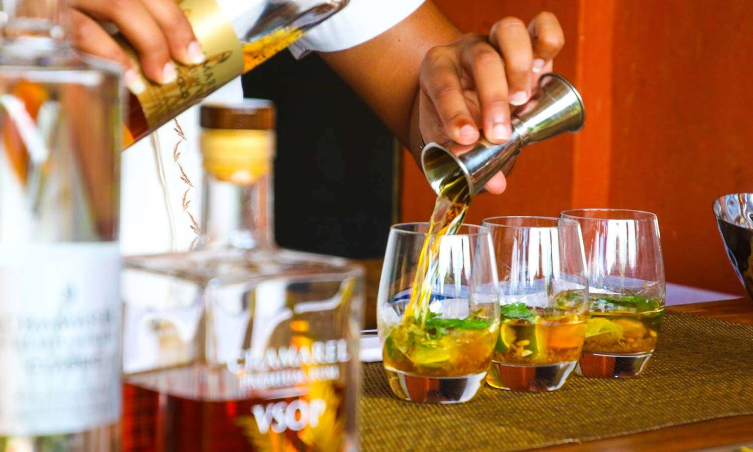 How Many Cocktails Do You Know from Around the World?